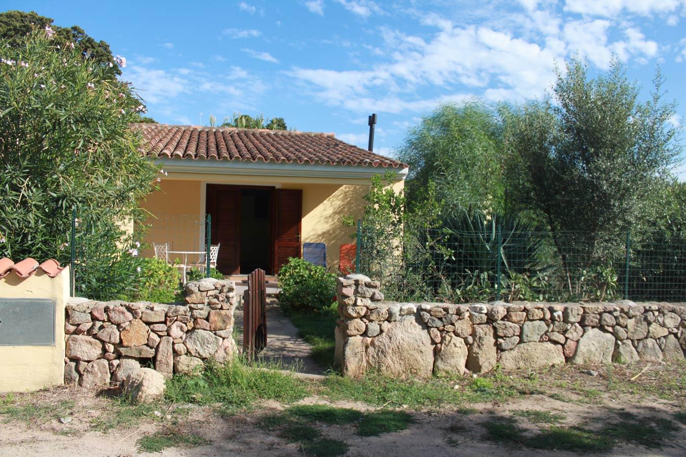 Sardinien alleinstehendes restauriertes Ferienhaus Casa