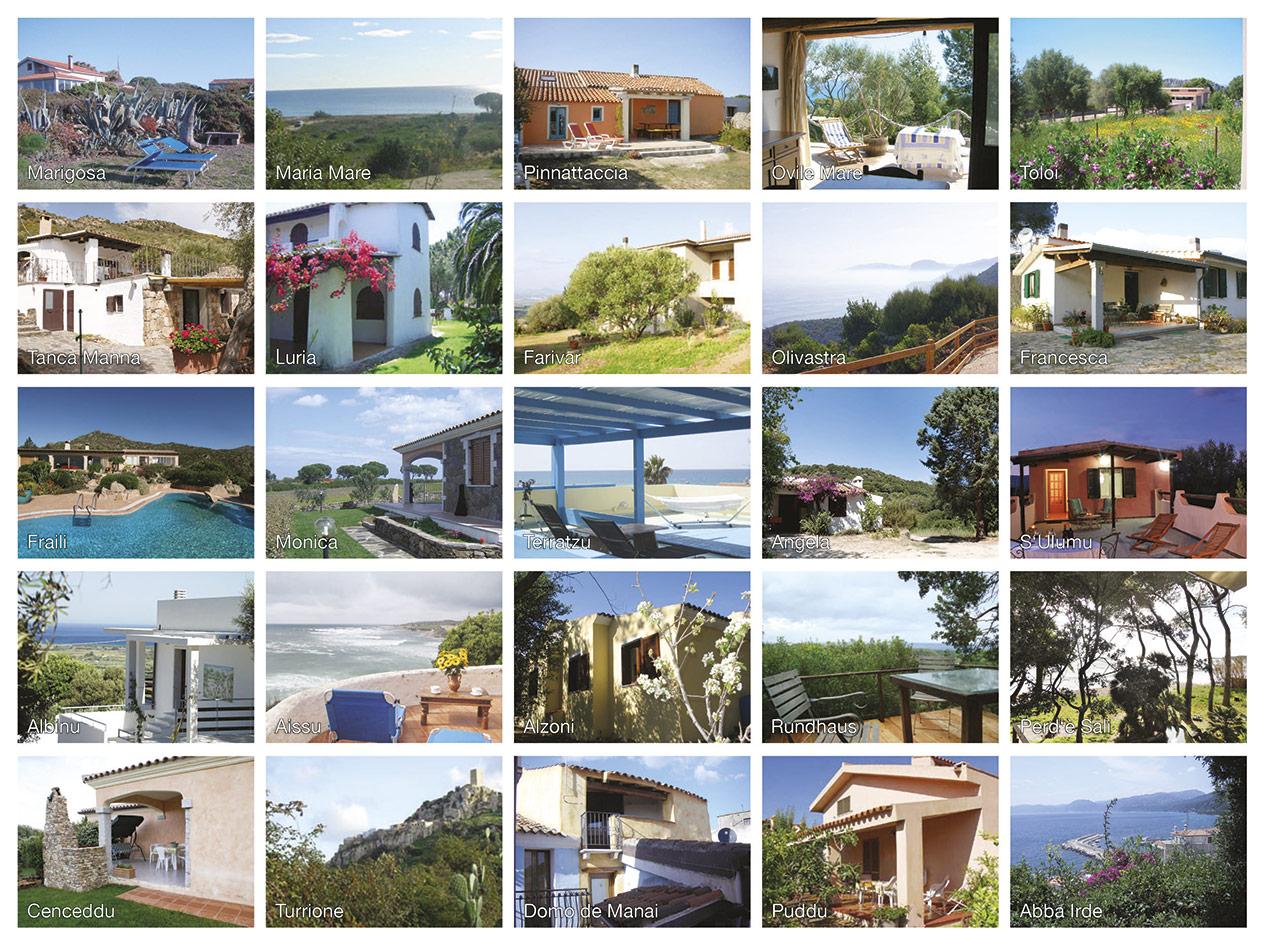 Sardinien Haus am Meer wir vermitteln von privat