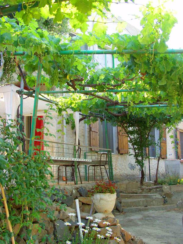 Sardinien landhaus ferienhaus 200 meter strand casa ciriaco for Haus sardinien