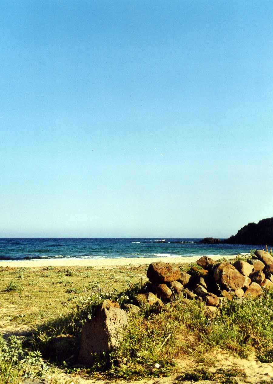 Sardinien ferienhaus am strand 200 meter casa pinuccio for Sardinien ferienhaus am strand