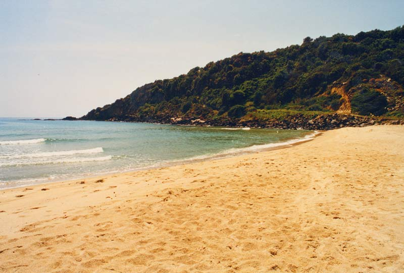 Sardinien Ferienhaus am Strand 200 Meter Casa Pinuccio