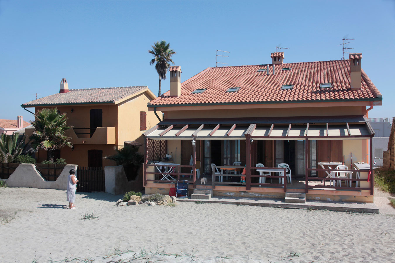 Sardinien Ferienhaus Casa Elena Casa Fate 10 m von