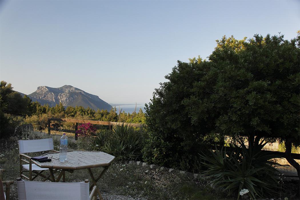 Sardinien Ferienhaus am Meer Orosei Casa Olivastra 2500