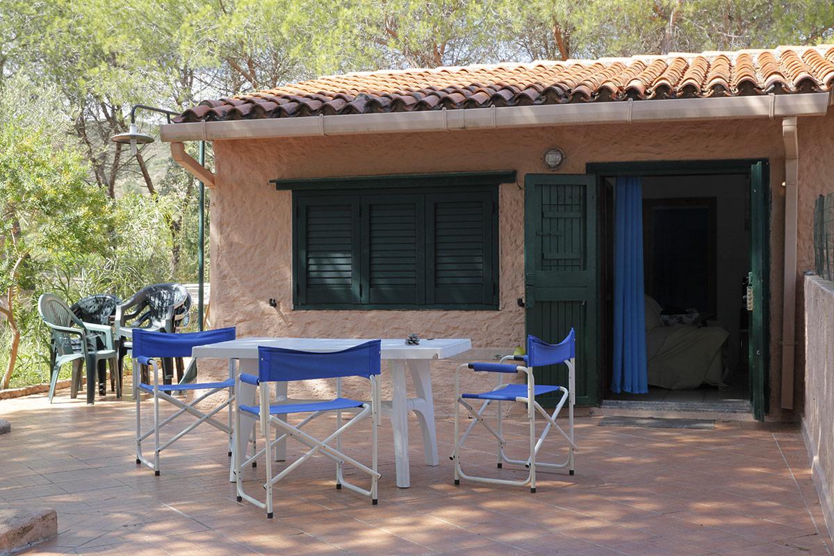 Sardinien ferienhaus direkt am meer sanna 150 m von for Sardinien ferienhaus am meer