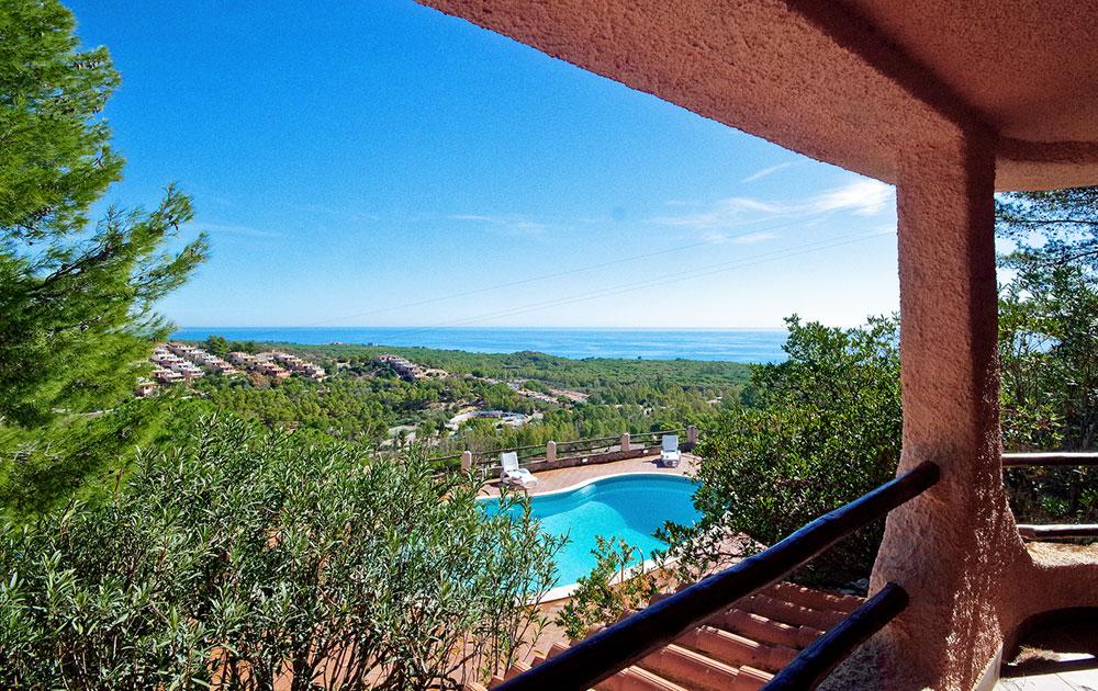 Sardinien luxuri se villa mit pool 6 sz 4 b der bis 12 for Haus sardinien