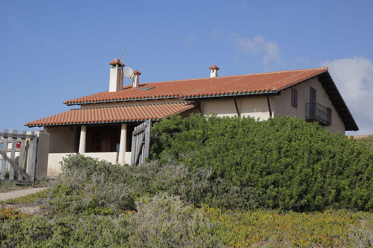 Sardinien Westen alleinstehendes Ferienhaus Meerblick