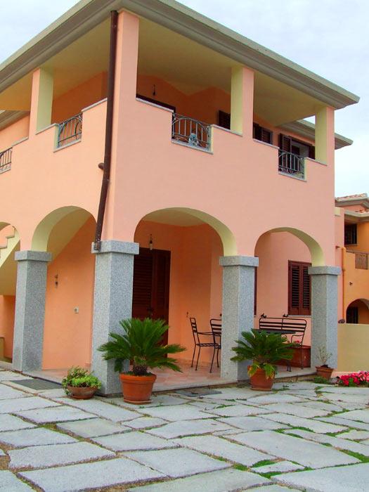 Sardinien ferienhaus am meer casa wanda cala gonone for Haus sardinien